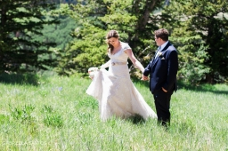 photography – woodland utah wedding of andrea + justin