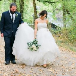 millcreek inn wedding of meagan + jesse