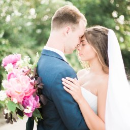 wedding of cheyenne + grant ware / vista, california