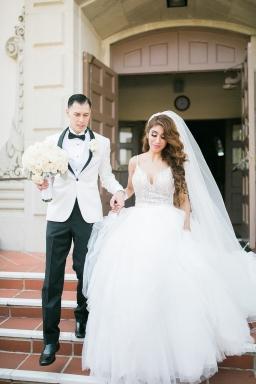 Torrance, CA wedding of Carla + Tony