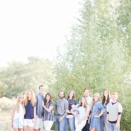 Anderson Family – Bear Lake