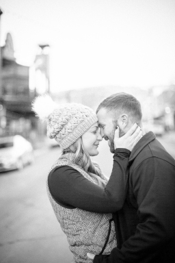 jess + ryan // Old town Park City