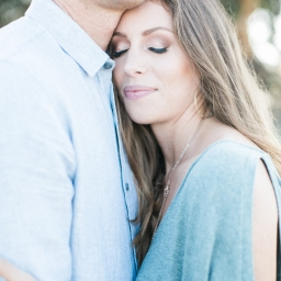 jenn + scott engagements in encinitas, ca
