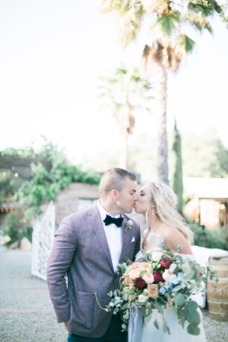 wedding of kristen + wes / whispering oaks terrace / temecula ca