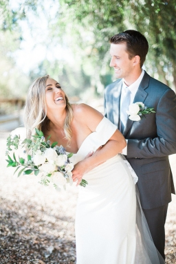 wedding of katy + steve // Tustin, California