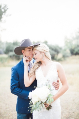wedding of laramie + erik // private residence in montana