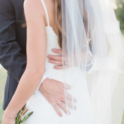 wedding of jenn + scott / palm springs ca private residence