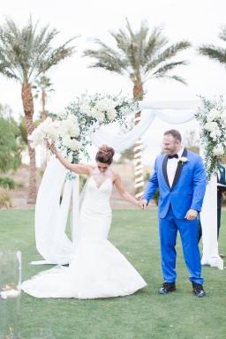 nye wedding / palm springs / Celia + kevin